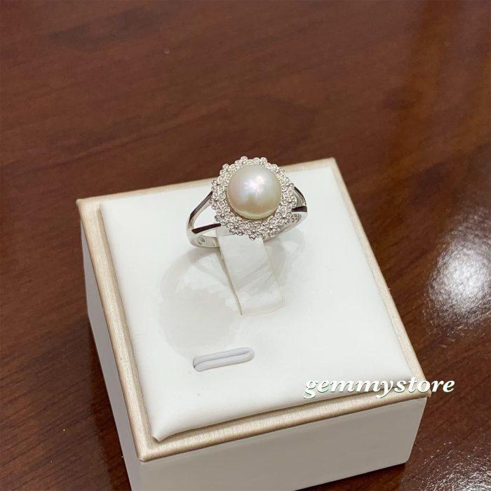 Nhẫn ngọc trai T19.257