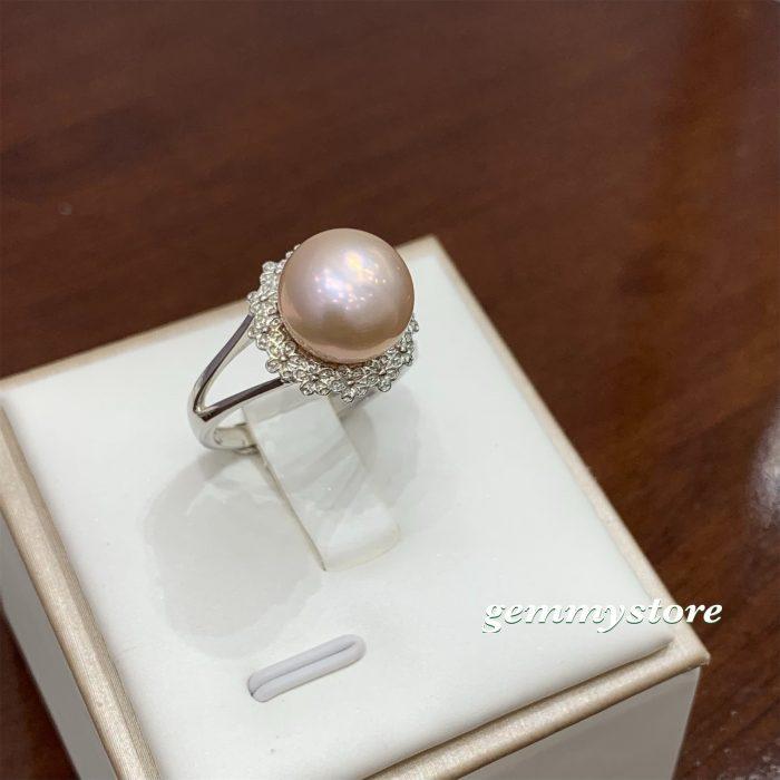 Nhẫn ngọc trai T19.259